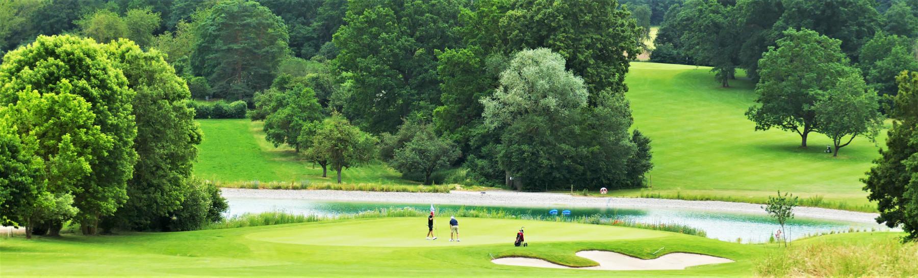 Stuttgarter Golf Club Solitude