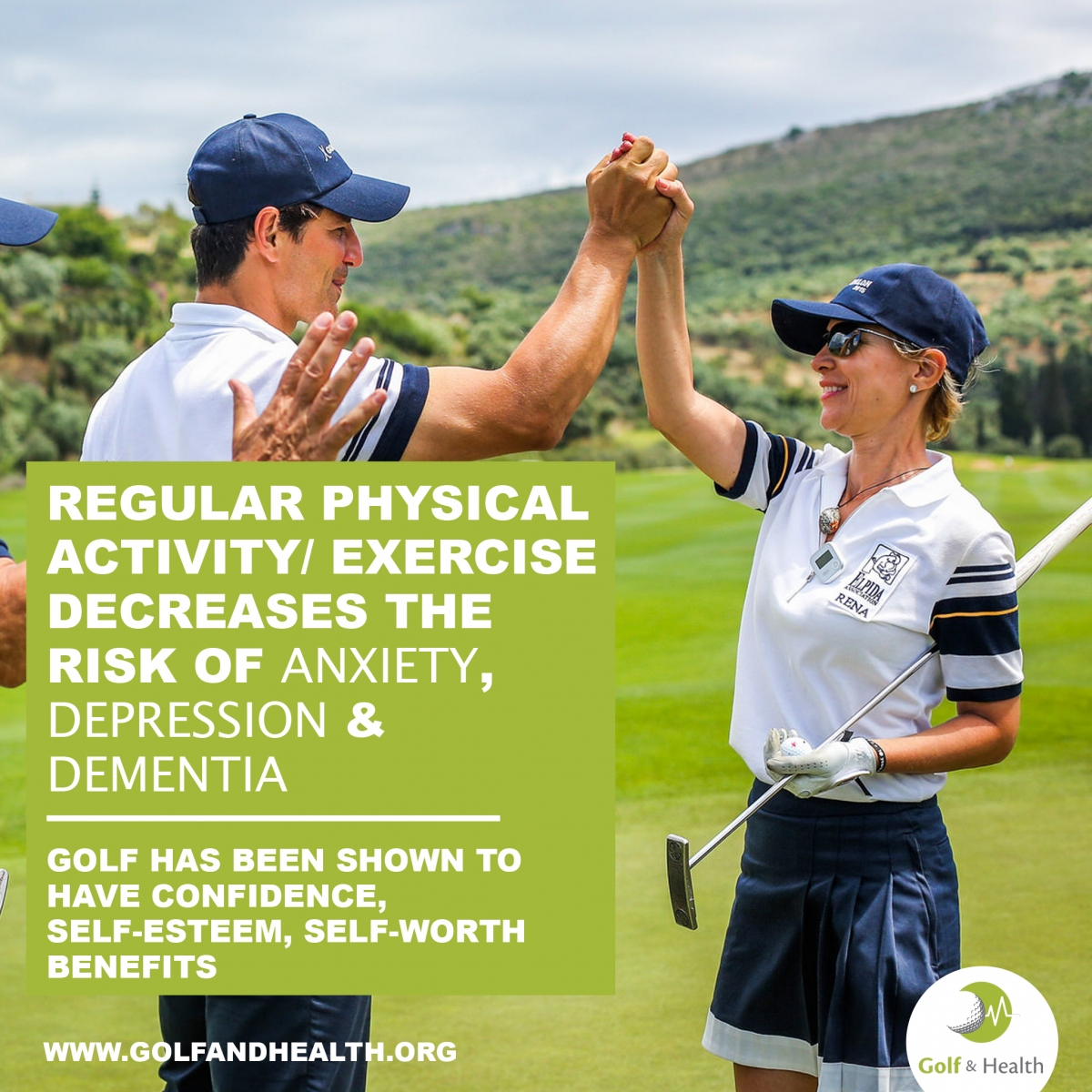 Golf-and-Health-Fact_Anxiety-Depression-Dementia_02