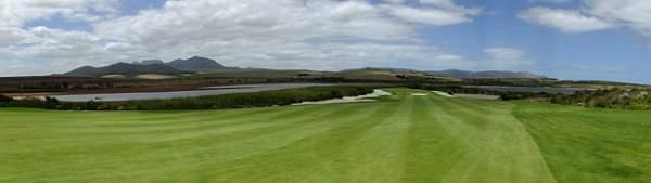 Bahn 8 Arabella Golf Course