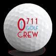 CREW Logo Ball