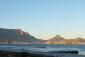 Kapstadt von Norden - © Kai Wunner