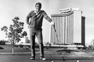 Dean Martin spielte den Platz täglich in den Sixties- © LVCC