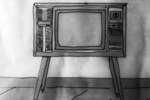 TV Zeichnung