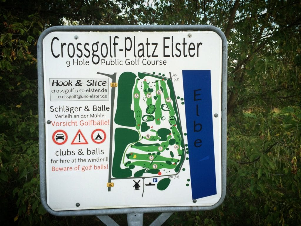 Crossgolf-Platz-Elster - © UrbanGolf Shop